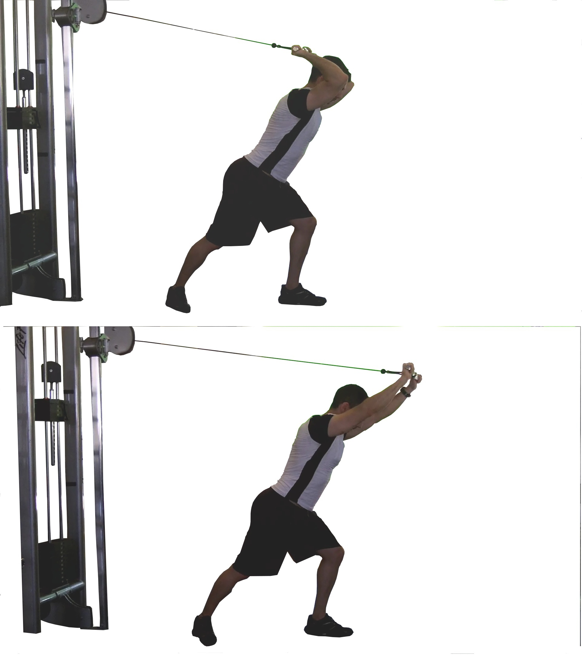triceps-extension-cable - MUSCLES MOTIVATION