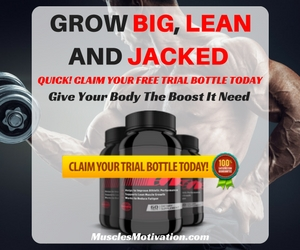 GROW BIG, LEAN AND JACKED
