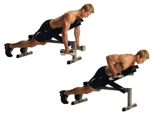 chest-supported-row
