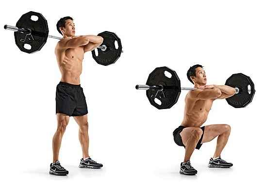 front-barbell-squat-technique-2